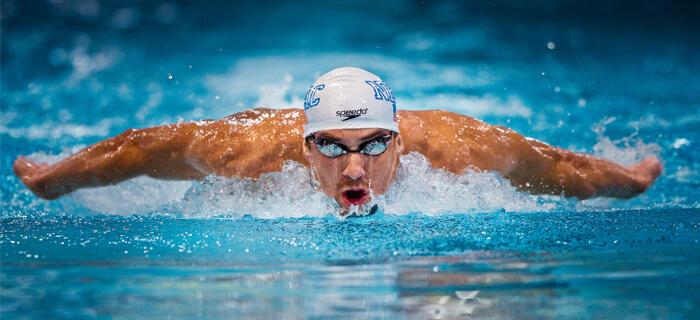 Michael Phelps dice cómo Dios le ayudó a deshacerse del suicidio