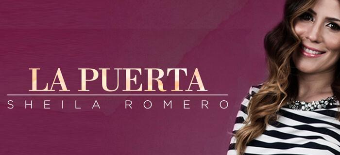 """Sheila Romero Presenta el Sencillo """"La Puerta"""""""