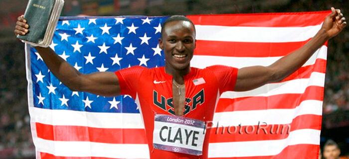 Medallista olimpico 2016 Will Claye cuenta su testimonio