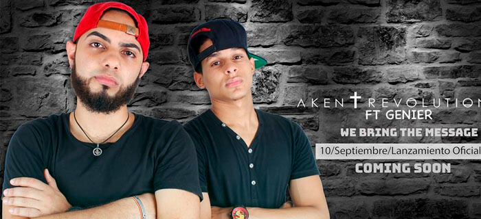 ESTRENO: Aken Revolution Ft. Ghi – Bring The Message