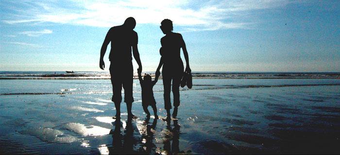REFLEXIÓN: Familias felices