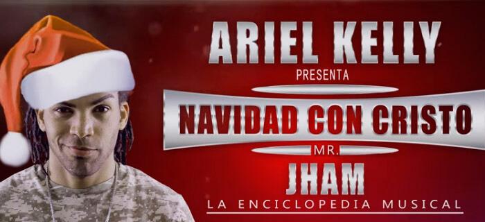 """Ariel Kelly presenta """"Navidad con Cristo"""""""