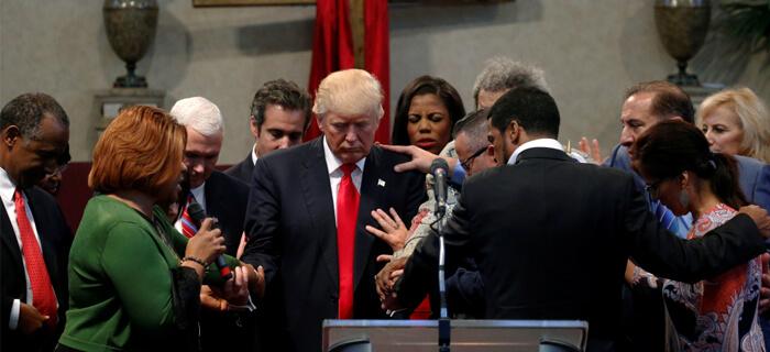 Pastores divulgan que profecías indicaron victoria de Trump