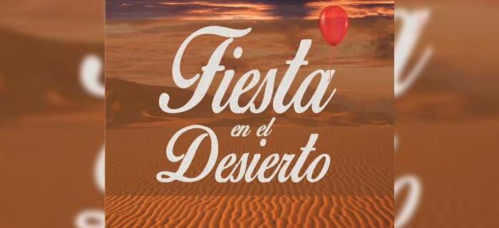 """Ponen en Circulación Libro """"Fiesta en el Desierto"""" de Riqui Gell"""