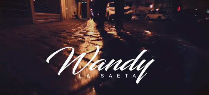 Wandy La Saeta – Ellos Caminan Solos (Vídeo Oficial)