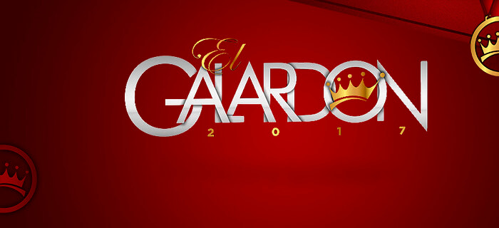 Artistas y Comunicadores de Santiago con excelente participación en Premios El Galardón, 2017