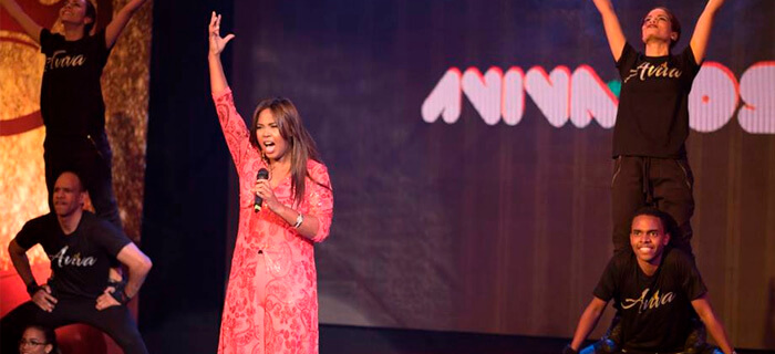 Raquel Amparo reconocida en Premios Galardón 2017