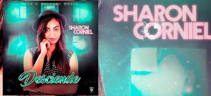 """Sharon Corniel presenta su primer sencillo """"Desciende"""""""