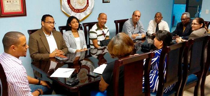La Sociedad Bíblica Dominicana deja constituido el Comité Bíblico de Santiago
