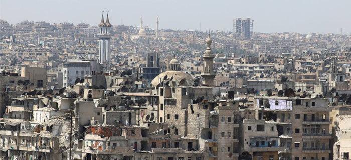 """Tal como Profetizó Isaías : """"Siria dejara de ser Ciudad y será montón de Ruinas"""""""