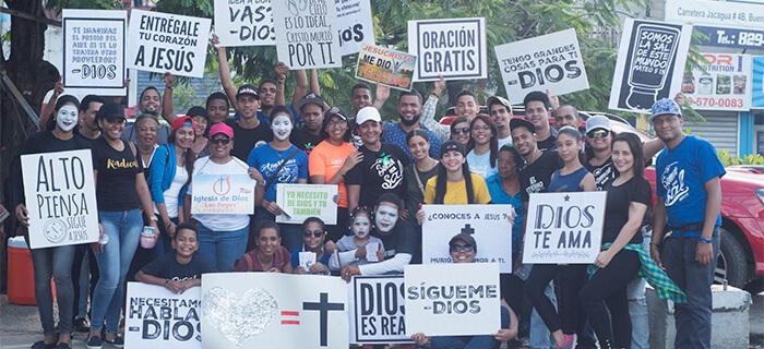 """Fotos: Evangelismo Creativo """"Somos La Sal"""""""