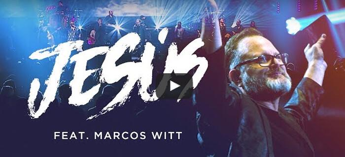 Marcos Witt – Jesús – Congreso Adoradores (Videoclip oficial)