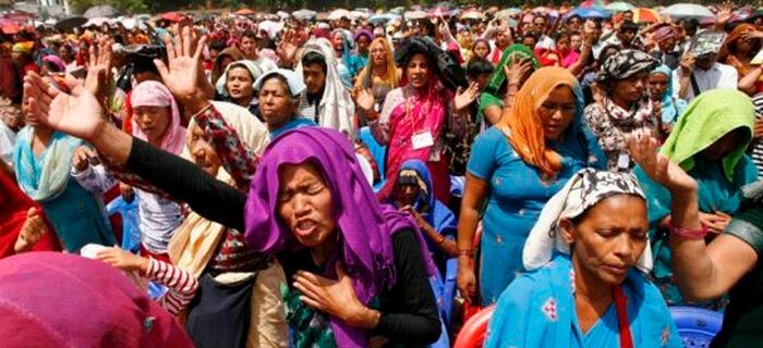 Nueva ley en Nepal prohíbe a cristianos evangelizar