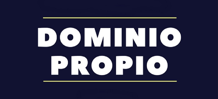 Reflexión: Dominio Propio
