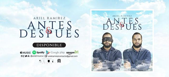 """ESTRENO: Ariel Ramírez """"Antes & Después"""""""