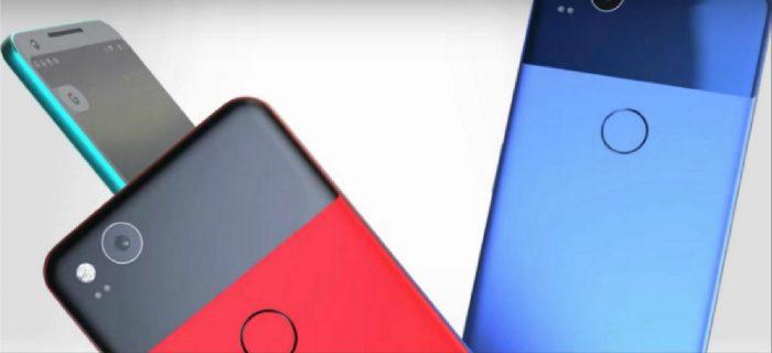 Google presenta sus Pixel 2 y Pixel 2 XL