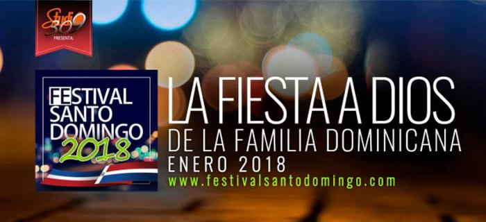 Festival Santo Domingo en el 2018 será 1 solo día