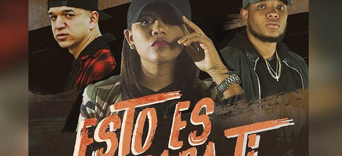 Lizzy Parra ft Ander Bock & Gabriel Rodriguez – Esto Es Para Ti (Trap Cristiano)
