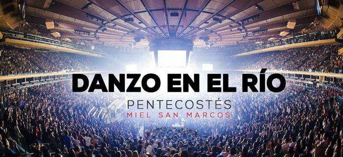 Miel San Marcos presenta nuevo sencillo en vivo «Danzo en el Río»