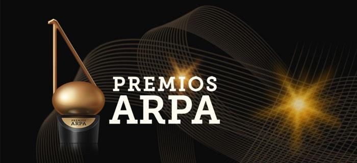 ANMAC Publicó la Lista Oficial de Nominados a los Premios ARPA