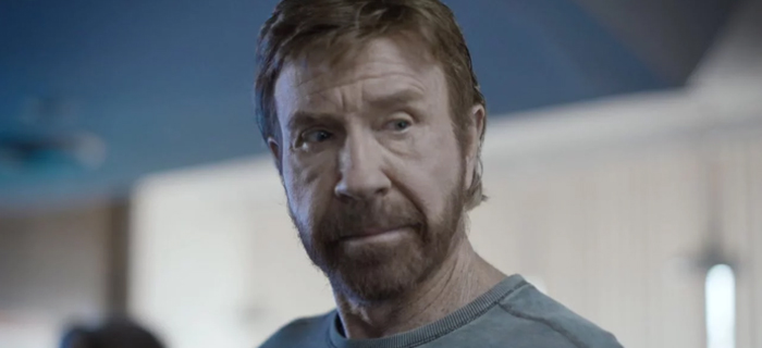 Chuck Norris: Mi Éxito No Depende De La Suerte, Sino de Dios