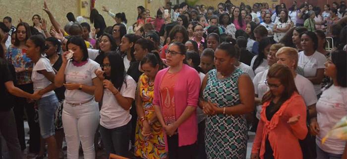 Enfocadas, 5to. Congreso de Mujeres de Congregación Cristiana Territorio Sur