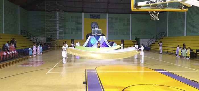 Ministerio Jehová Shalom realiza festival de danzas Incomparable 2.0.