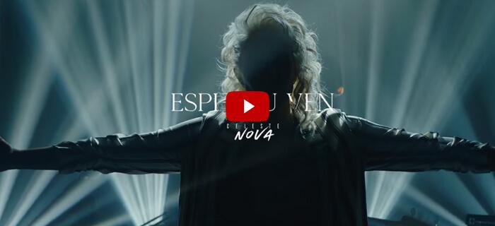 ESTRENO: Celeste Nova – Espíritu Ven (Video Oficial)