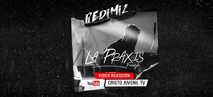 Redimi2 | La Praxis (Freestyle) | VÍDEO REACCIÓN