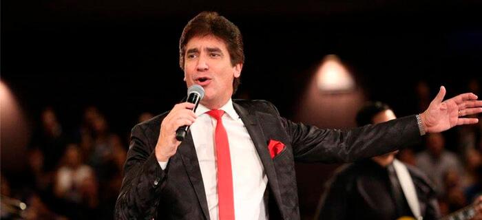 Dante Gebel podría ser candidato a la presidencia de Argentina
