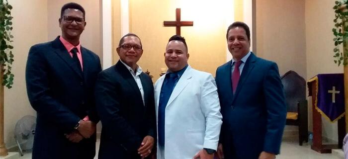 Reafirman al Obispo Osvaldo Torres presidente de la FEPERCI