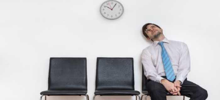 REFLEXIÓN: ¿En la silla de espera?