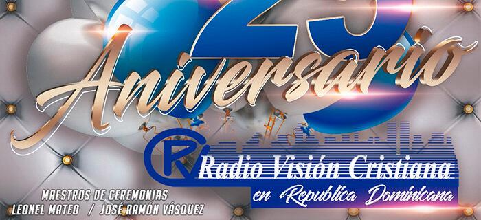 Radio Visión Cristiana celebrará 25 años en el país con artistas de la diáspora
