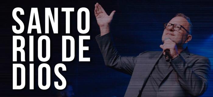 Marcos Witt lanza nuevo tema «Santo río de Dios» en memoria de Julio Melgar