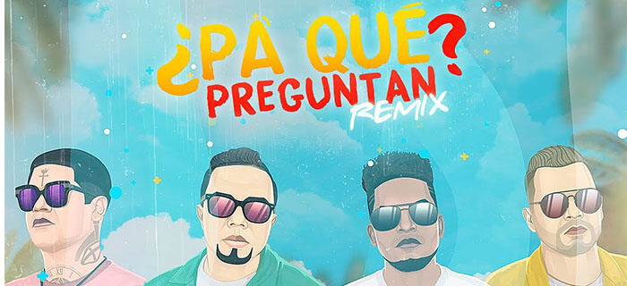 VIDEO LYRIC: Alex Zurdo & Funky – ¿Pa' Qué Preguntan? (Remix) Feat Redimi2 + Alejandro