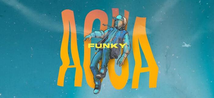 "Funky lanza nuevo álbum ""Agua"""