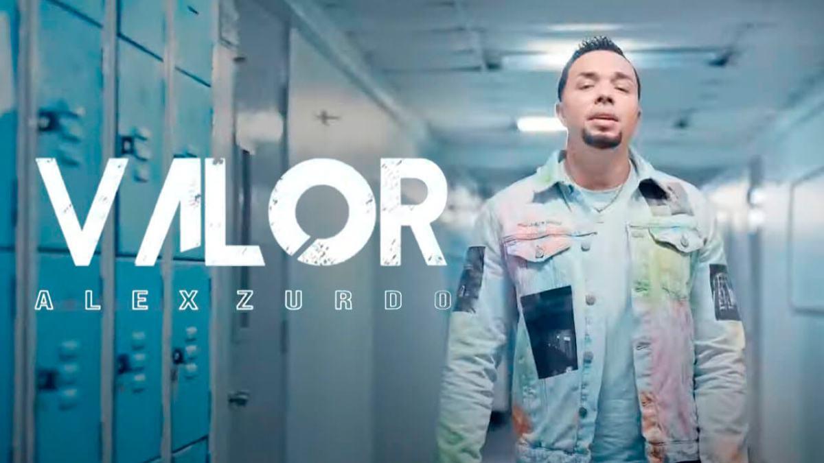 Video Oficial: Alex Zurdo – Valor