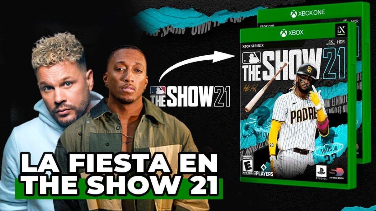 """LA FIESTA de FUNKY & LECRAE saldrá en """"MLB THE SHOW 21"""""""