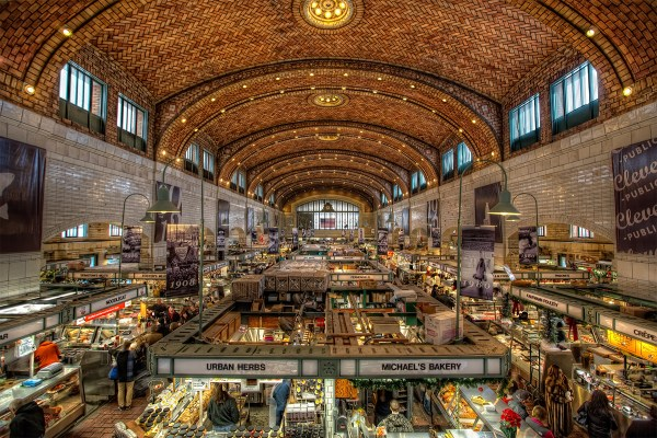 """West Side Market Madness Michael Criswell """"theaterwiz"""""""
