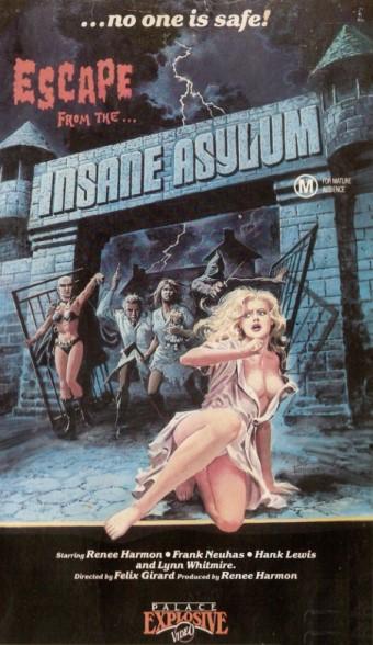 Escape From The Insane Asylum 1986 aka Night Of Terror
