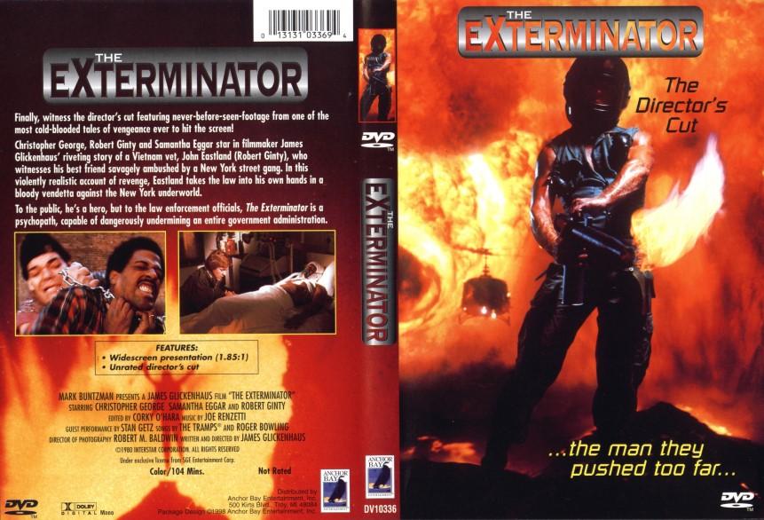 The Exterminator 1980
