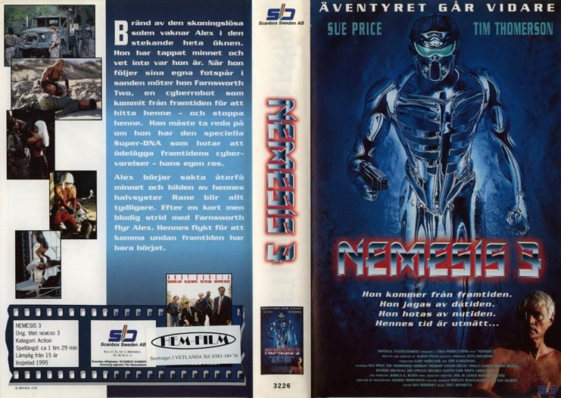 Nemesis 3 Time Lapse 1996