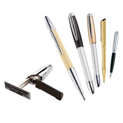 Penne timbro personalizzate