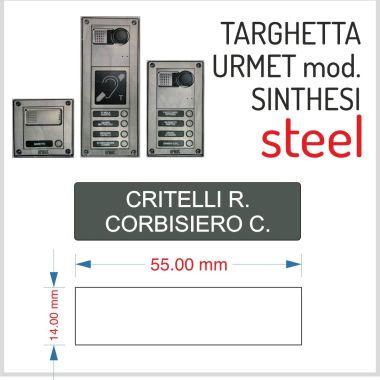 URMET MODELLO STEEL