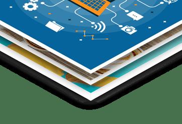Cartelli e pannelli in forex stampati
