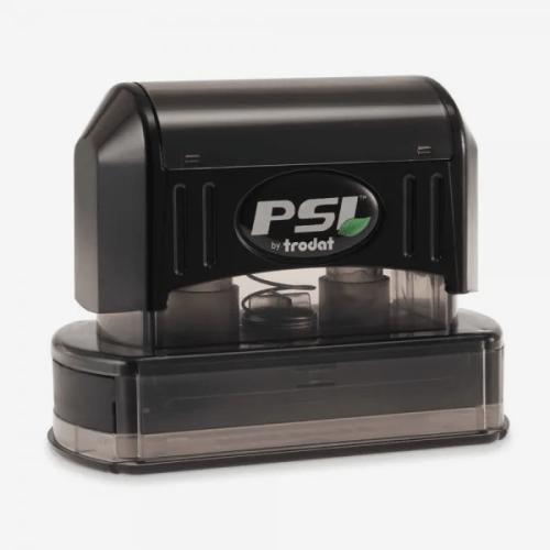Timbro Rapido Trodat PSI 3679 Z-Style con impronta 79x36mm inclusa