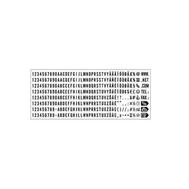 trodat-typo-6003-set