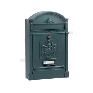 cassetta-poste-regie-alluminio-verde10-492-64
