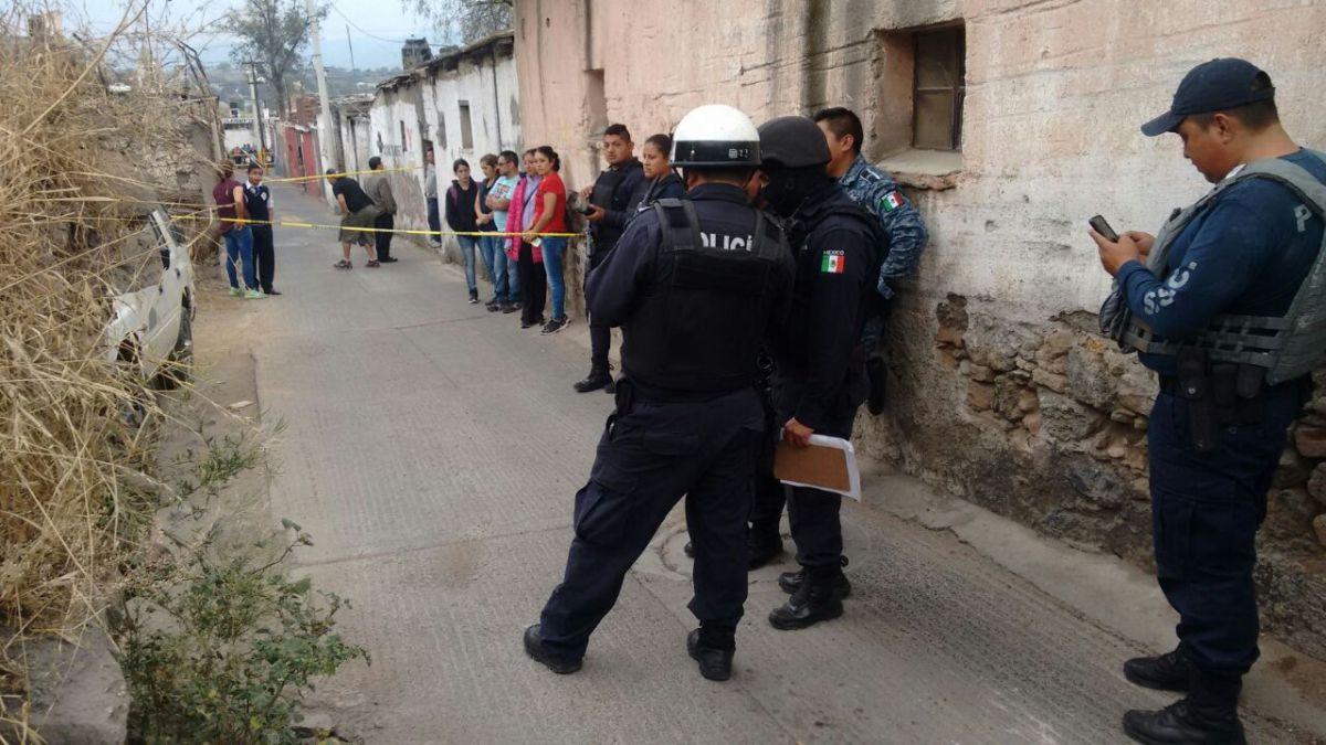 Acribilla grupo armado a un hombre en Tulancingo