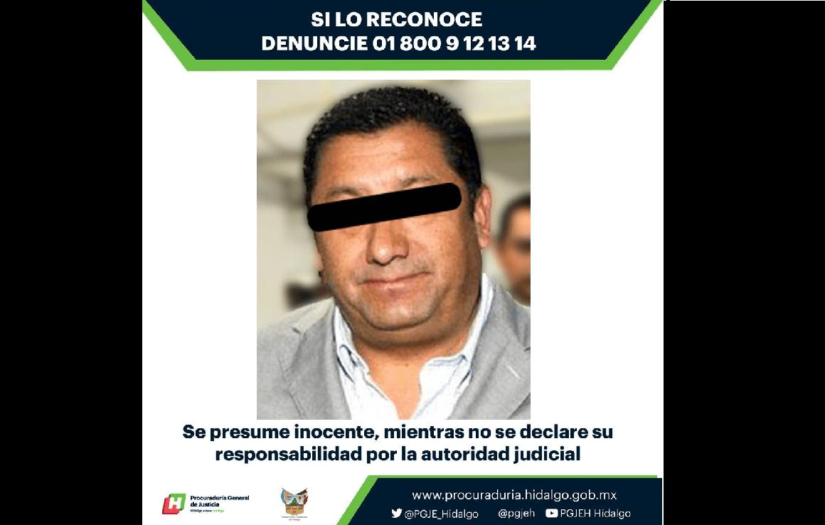 Vinculan a proceso a ex alcalde de Mineral de la Reforma, Hidalgo